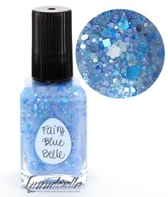 I really need this Fairy Blue Belle from Linnderella!!!! xD