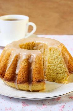 Old Fashioned Rum Cake