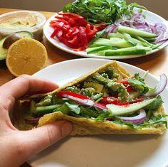 Wegańskie tacos