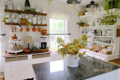 The Long Awaited Home: Pumpkin Spice and Everything Nice in the Kitchen
