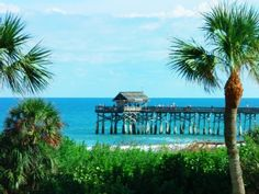 Direct Ocean by Pier !  Amazing View! Call now for Jan specials!!Vacation Rental in Cocoa Beach from @HomeAway! #vacation #rental #travel #homeaway