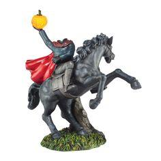 Department 56 Halloween Headless Horseman