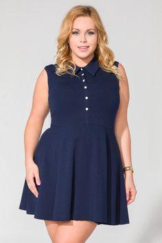 Sukienka T115 Size Plus