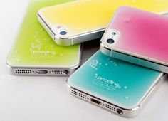 Fancy - iPooding Liquid Filled iPhone Case