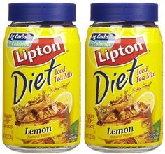 Lipton Instant Tea Mix, Diet, Lemon, 3 oz, 2 pk >>> Read more reviews of the product by visiting the link on the image.