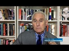 In Shocking Interview Roger Stone Says Michelle Obama Leading Hillary's Replacement List (Video) » Sons of Liberty Media