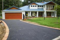 Perth driveway pavers are best driveway paving in Perth. Our paving contractors provide 24 hour driveway paving in Perth. Best paving contractors in Perth. Asphalt Driveway, Driveway Paving, Driveway Landscaping, Landscaping Ideas, Driveway Ideas, Remove Oil From Driveway, Remove Oil Stains, Brick Edging, Garage Addition