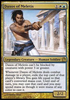 Daxos of Meletis suggested by multiple folk/genders