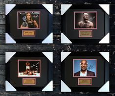LAST CHANCE! Don't miss out on this signed sporting memorabilia plus other framed, signed photos by Lebron James, David Beckham, Kevin Durant any many more other sporting stars 🏀 Under The Hammer, Sports Stars, Kevin Durant, David Beckham, Lebron James, Auction, Antiques, Frame, Photos
