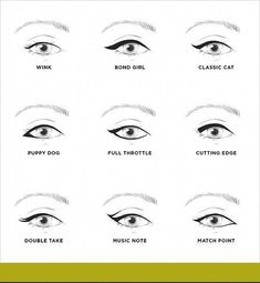 """Fantastic """"eyeliner"""" detail is readily available on our web pages. Have a look and you will not be sorry you did."""