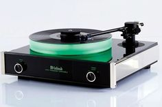 Bringin' it back....the Turntable........