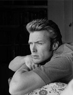 clinteastwoodfan: Clint Eastwood photographed by John Hamilton, 1958.