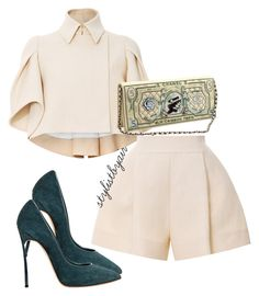 """""""Untitled #2871"""" by stylistbyair ❤ liked on Polyvore"""