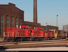 RailPictures.Net Photo: TRRA 1243 Terminal Railroad Association of St. Louis EMD SW1200 at Saint Louis, Missouri by John Witthaus
