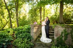 The English Inn in Eaton Rapids MI. Gorgeous grounds, perfect for an outdoor wedding!    Photography by Lansing wedding photographer Heather K: http://www.irememberforever.com