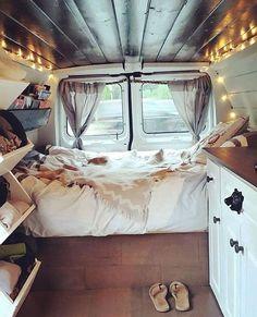 Was für ein wunderschöner Van!!!