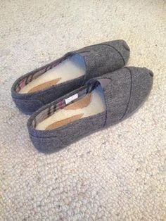 Bahama Bay Heather Grey Flats