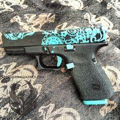 The Best Concealed Carry Guns For Women - Allgunslovers Shuriken, Armas Ninja, Best Concealed Carry, Conceal Carry, Shooting Guns, Custom Guns, Gun Holster, Holsters, Cool Guns