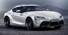 New Toyota Supra Rendering Comes With FT-1 Concept Influences - http://feedproxy.google.com/~r/Carscoop/~3/GyGaVYp2OJc/new-toyota-supra-rendering-comes-with.html