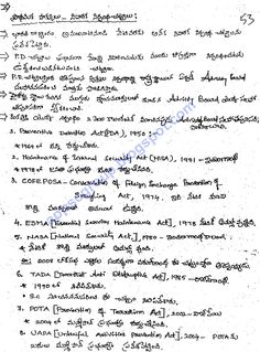 Part 5 - Indian Constitution Class Notes for Civil Services in Telugu Medium Math Notes, Class Notes, College Math, C Note, Indian Constitution, Bible Notes, Pretty Notes, Civil Service, Math Notebooks