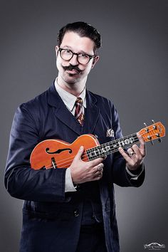 Mr B The Gentleman Rhymer. He's really rather good at the lyrics