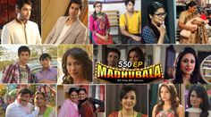 #Madhubala 550 episodes ! Thank you for all your love and support !  Stay tuned at 8.30 on ColorsTv