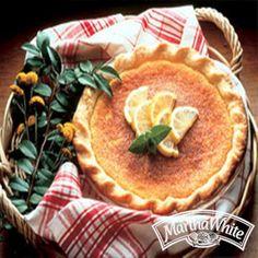 Lemon Chess Pie from Martha White®