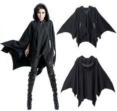 goth bat cloak - Google Search