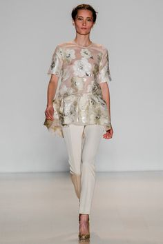 Lela Rose | Fall 2014 Ready-to-Wear Collection | Style.com