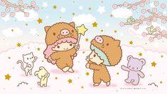 Little Twin Stars Cute Girl Wallpaper, Star Wallpaper, Tumblr Backgrounds, Cute Wallpaper Backgrounds, Little Twin Stars, Ipad Picture, Vintage Phone Case, Sanrio Danshi, Cute Wallpapers For Ipad