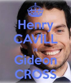 yess Gideon Cross, Crossfire, Henry Cavill, Words, Movie Posters, Movies, Films, Film Poster, Cinema