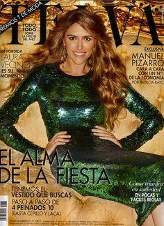 Laura Vecino Telva cover