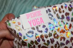 VS pink yoga