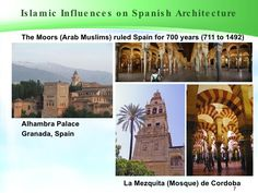 chronology photos and maps of al andalus muslim spain 711 1492