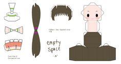 Spirited Away Papercraft - Chihiro by Larry-San on deviantART