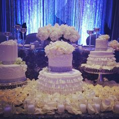 Spectacular Wedding Cake Ideas. To see more: http://www.modwedding.com/2014/06/15/spectacular-wedding-cake-ideas/ #wedding #weddings #cake Featured Wedding Cake: Fine Cakes By Zehra;