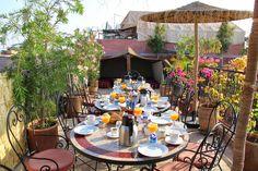 marrakesh rooftop terrace