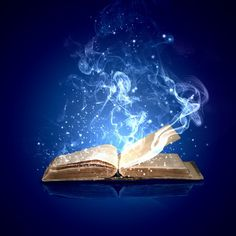 What are the Akashic Records and how can they help me? Fantasy Wizard, Fantasy Art, Photo Bleu, Camera Art, Book Wallpaper, Reading Art, Jesus Pictures, Magic Book, Coffee And Books