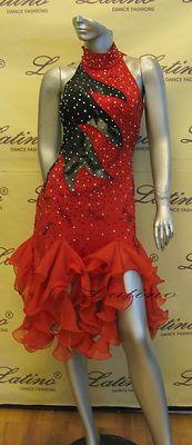 love this latin dress
