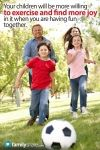 FamilyShare.com | Get Moving: Teaching your children to exercise #exercisewithchildren #getmoving