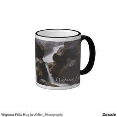 Wapama Falls Mug