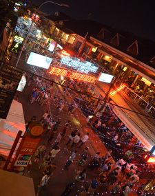 Siem Reap, Cambodia - Nightlife.