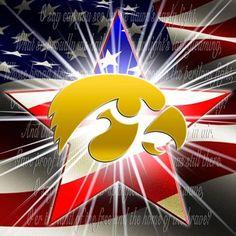 All American Hawkeyes Iowa Hawkeye Basketball, Hawkeyes Basketball, Flag Football, Sport Football, Iowa Hawkeyes, Hawks, Tatt, Black Gold, Sports