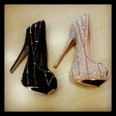 Gotta have'em in both colors (: http://beauty-zone.org/shoes/shoe-gallery/