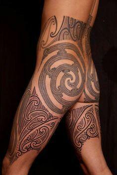 Awesome puhoro maori moko design for the thighs Wolf Tattoos, Nature Tattoos, Tribal Tattoos, Maori Tattoos, Tatoos, Polynesian Tattoos, Samoan Tattoo, Arm Tattoo, Sleeve Tattoos