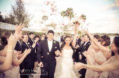 Wedding at Walt Disney World: Haley + Paul