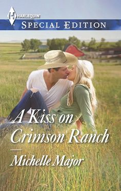 Today's **Author Peek** Interview highlights Michelle Major, author of A KISS ON CRIMSON RANCH! Read all about Michelle and comment for a chance to #WIN a signed copy of her Harlequin Special Edition, A KISS ON CRIMSON RANCH! Happy Reading! http://www.karendocter.com/author-peek-interview-with-michelle-major-2.html