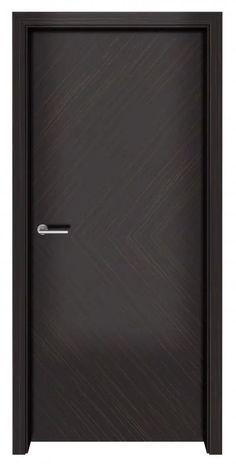 Modern Wooden Doors, Modern Door, Room Door Design, Door Design Interior, Study Table Designs, Dark Doors, Office Doors, Black Curtains, House Plants Decor