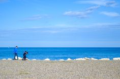 Passeggiata al mare - Ph. Alessandro Bavaro