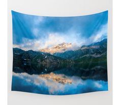 Wall Tapestry, Mountain Tapestry, Wall Hanging, Nature Photogrphy Wall Art, Large Photo Wall Art, Modern Tapestry, Home Decor by StayWildCo on Etsy https://www.etsy.com/listing/246323150/wall-tapestry-mountain-tapestry-wall
